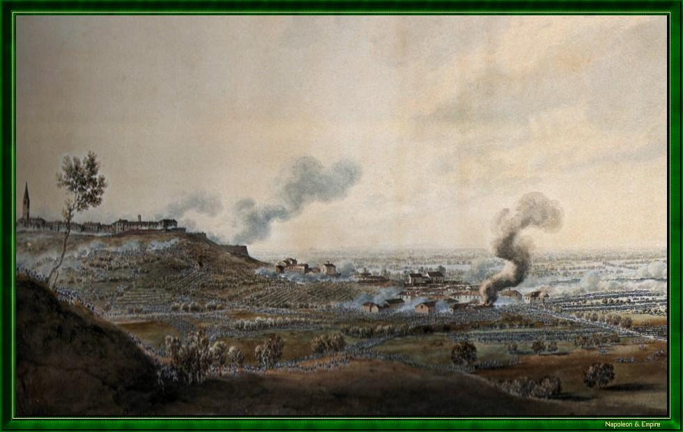 Battaglia di Montebello 9 giugno 1800 pochi giorni prima di Marengo.