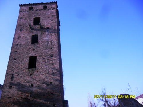 Torre di Teodolinda, Via Barbotta, Spinetta Marengo