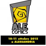 ALE COMICS 2015 – 10-11 Ottobre 2015 – Cittadella