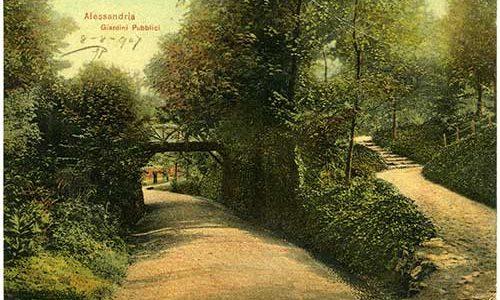 La montagnola dei Giardini Pubblici [Un tuffo nel passato] – di Tony Frisina