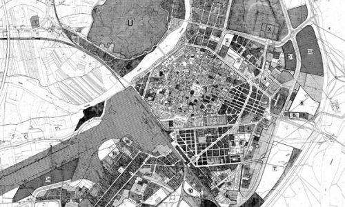 Alessandria – 1973 – Piano regolatore generale