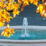 La fontana della Cittadella