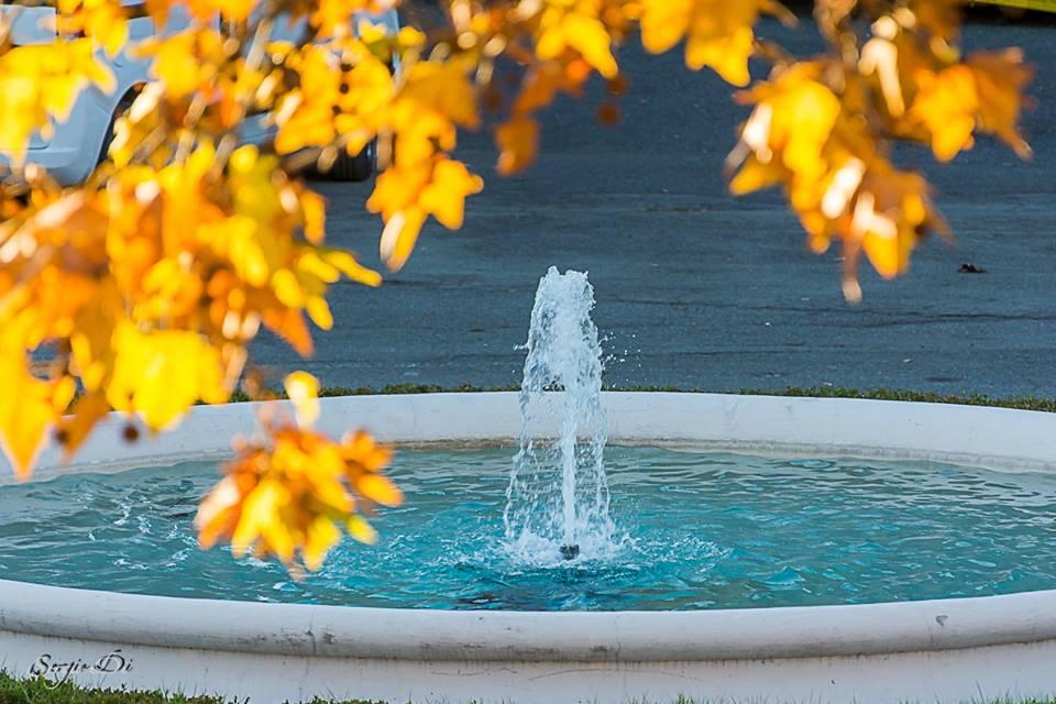 La fontana della cittadella (foto Sergio Di)