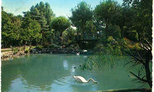 Il laghetto dei Giardini Pubblici [Un tuffo nel passato] di Tony Frisina