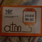 Orario ATM 1981/1982