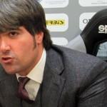"""Luca Di Masi e il grigio tornato di moda: """"Per molti tifosi ora l'Alessandria diventerà la prima squadra""""  (stagione 2015/16)"""