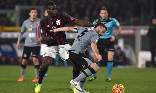 Tim Cup – semifinale di andata – stadio Olimpico di Torino – Alessandria – Milan 0-1 (26/01/2016)