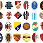 Gli stemmi delle squadre che hanno scritto la Storia del Calcio.