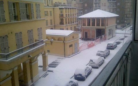 Alessandria – Febbraio 2013 – nevicata