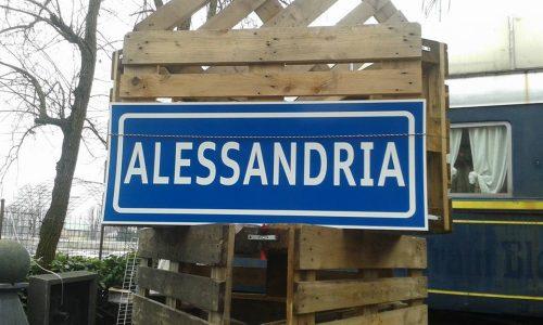 Saluti da Alessandria