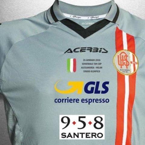 Andare a S.Siro a vedere la mia squadra (i Grigi) contro il Milan ....un emozione unica! Adoss!!!