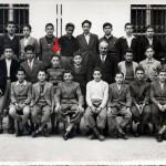 1949 – III A – Scuola Media Cavour.