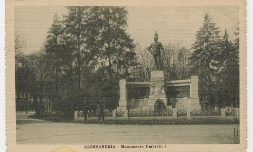 Monumento a Umberto I – Giardini Pubblici