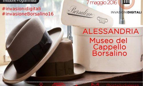 Museo del Cappello Borsalino – 7 maggio 2016