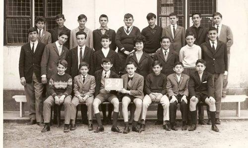 """Scuola Media Statale """"A. Vochieri """" ; anno 1964-65 – 2 I"""