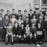 """Scuola Media Statale """"A. Vochieri """" succ. ; anno 1966 – 3^ G"""