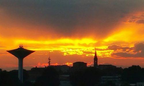 Skyline Alessandrino