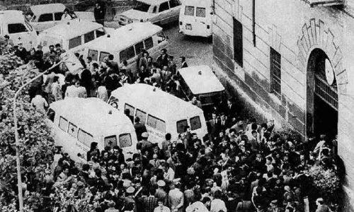 9 Maggio 1974: La rivolta nel Carcere.  Casa Circondariale di piazza Don Soria Alessandria