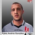 Giocatori dell'U.S. Alessandria: Pablo Gonzalez (stagione 2016/17)