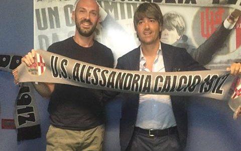 Giocatori dell'U.S. Alessandria: Simone Gozzi (stagione 2016/17)