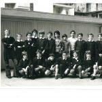 Anno 1973 Quinta Elementare De Amicis distaccamento di Via Tortona