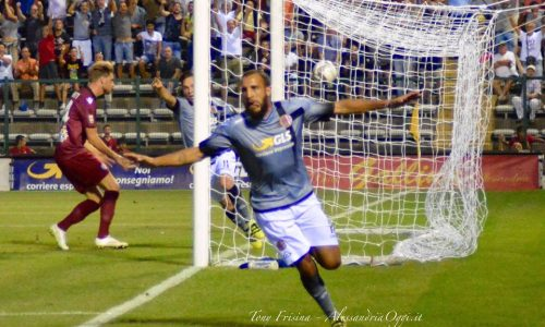 14/09/2016 – Campionato di Lega Pro – Alessandria – Arezzo 1-0 (Fischnaller)