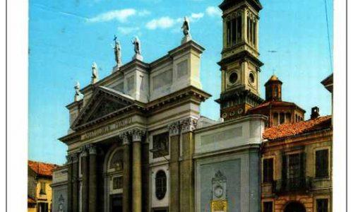 Santa Messa alla Cattedrale di Alessandria – 11 Novembre 2001