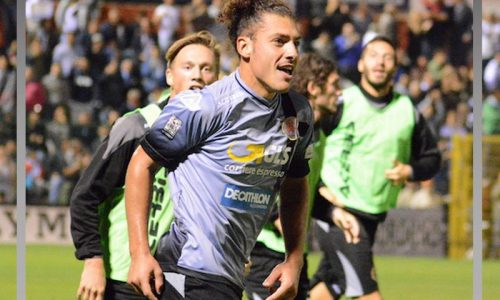 Campionato Lega Pro – stagione 2016/17 – Alessandria-Cremonese 1-1 (Iocolano)