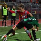 Campionato di Lega Pro 2016/17 – Tuttocuoio-Alessandria 1-4 (Cazzola, Bocalon (2),Piccolo)