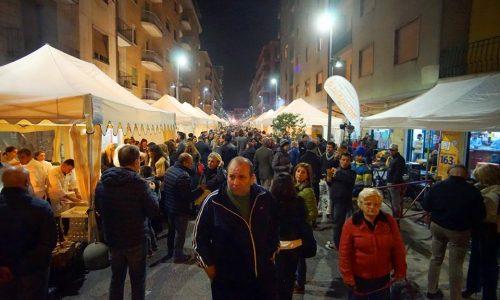 Via Dossena – Street food – 22-23 ottobre 2016 (inaugurazione ponte meier)