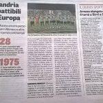 La Gazzetta dello Sport parla di noi – 26/10/2016