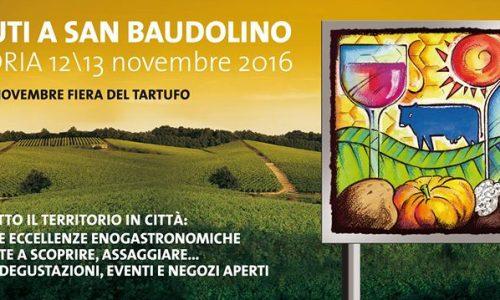 San Baudolino – 12-13 novembre 2016