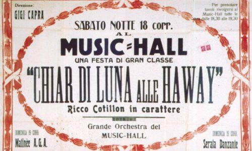 C'era una volta in Alessandria il Music Hall