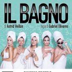 Al Teatro Alessandrino mercoledì 30 novembre 2016 si apre il sipario sulla stagione teatrale 2016/17 . In scena la divertente commedia IL BAGNO interpretata da Stefania e Amanda SANDRELLI.