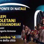 I presepi napoletani ad Alessandria – 6-11 dicembre 2016