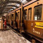 Stazione di Milano Centrale – treno per Alessandria