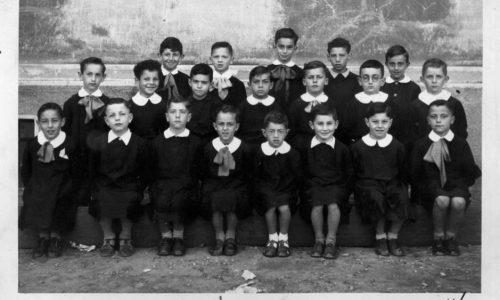 Scuola Galileo Galilei – anno 1949-50