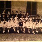 """Prima elementare Scuola """"Zanzi"""" –  1959-60"""