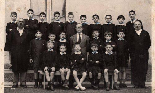 1963 – Scuola De Amicis – 5^ Elementare