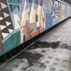 """Il mosaico di Severini """"fa acqua da tutte le parti""""."""