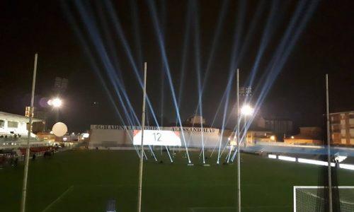 FESTA INAUGURAZIONE STADIO MOCCAGATTA – 29-11-2017