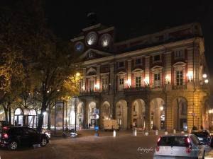 Gli orologi del Municipio
