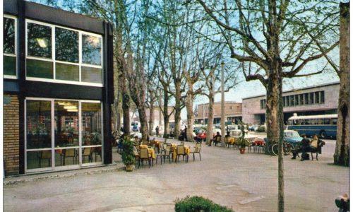 Bar Zerbino, Giardini Pubblici