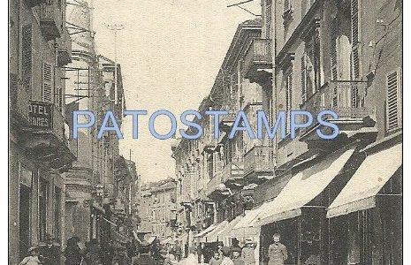Accadeva in Alessandria – Una scenata in Corso Roma – 1909