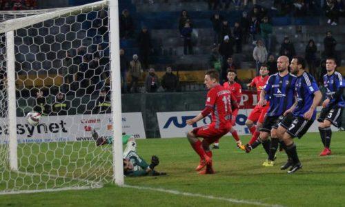 Campionato di serie C stagione 2017/18: Pisa-Alessandria 1-1 (10/03/2018)