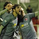 Campionato serie C 2017/18: Alessandria-Carrarese 5-0 (20/03/2018)