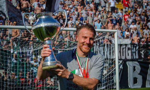 Finale di Coppa Italia 2017/18 – Alessandria-Viterbese 3-1 (25/04/2018) – stadio Moccagatta