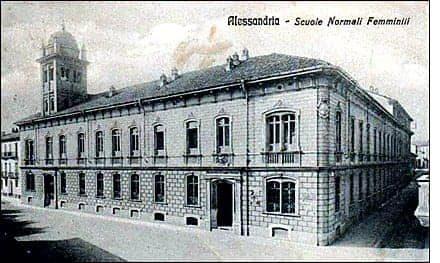 """Istituto Magistrale """"Saluzzo"""" – Via Faà di Bruno"""