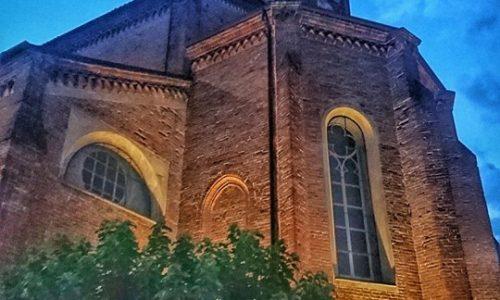 Chiesa di S. Maria di Castello (2018)