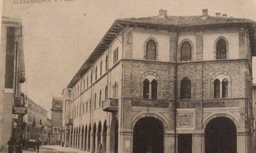 1934 – Via Vochieri e Corso Virginia Marini